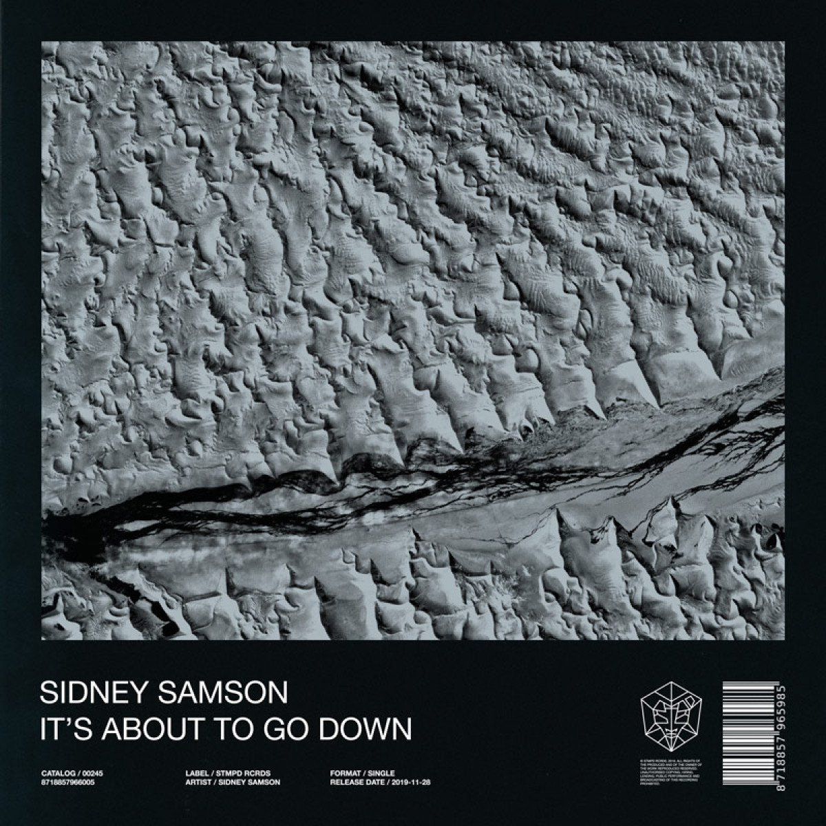 Cover Sidney Samson - It's About To Go Down