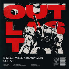 Cover Mike Cervello & BeauDamian - Outlast