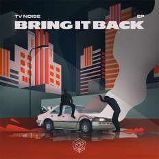 Cover TV Noise - Bring It Back EP