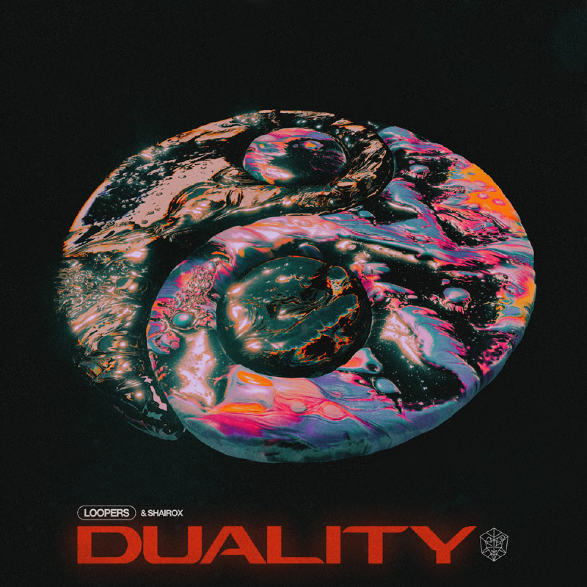 Cover Loopers & Shairox - Duality