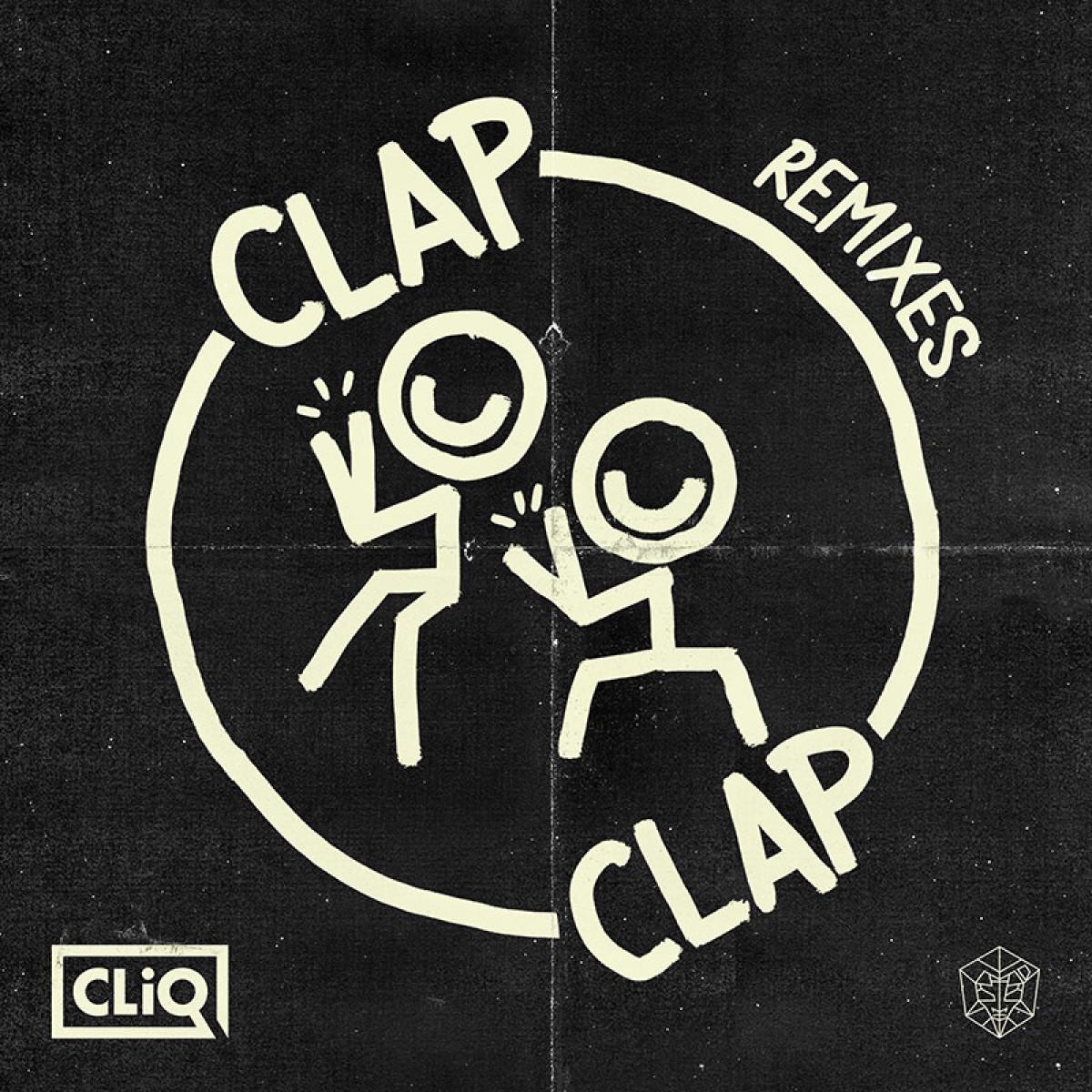 Cover CLiQ - Clap Clap (Remixes)