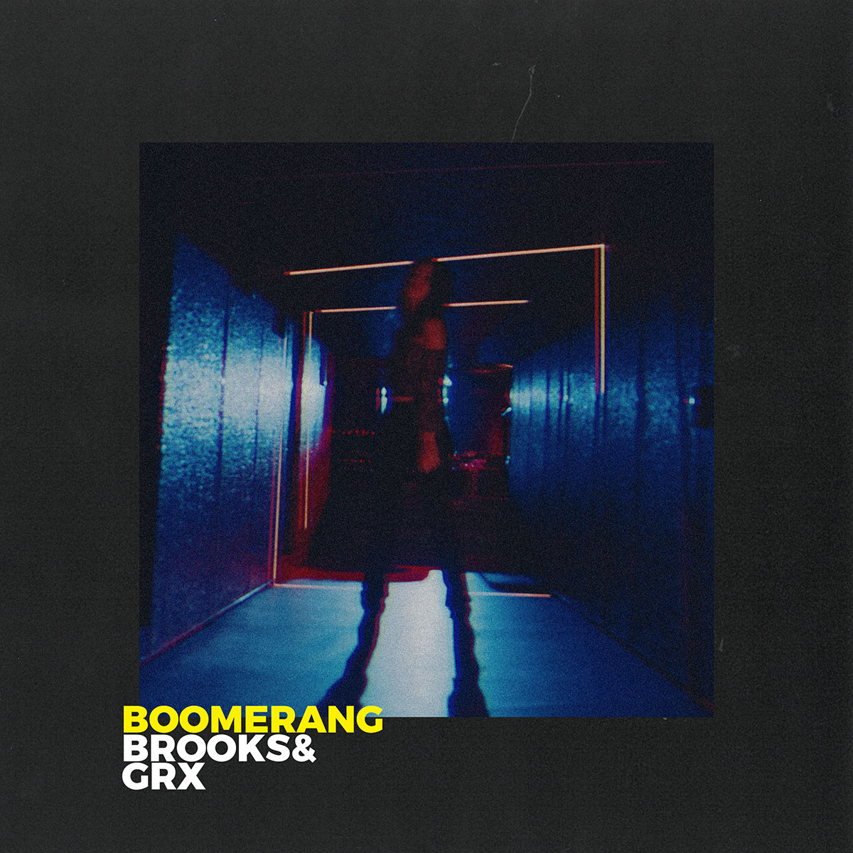 Cover Brooks & GRX - BOOMERANG