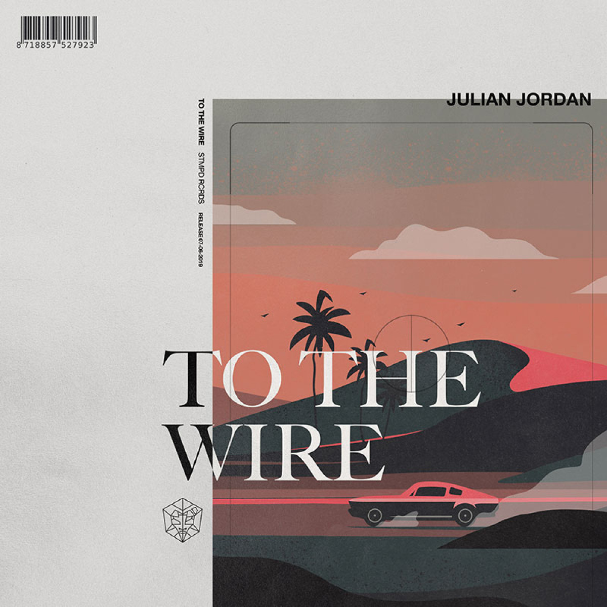 Cover Julian Jordan - To The Wire