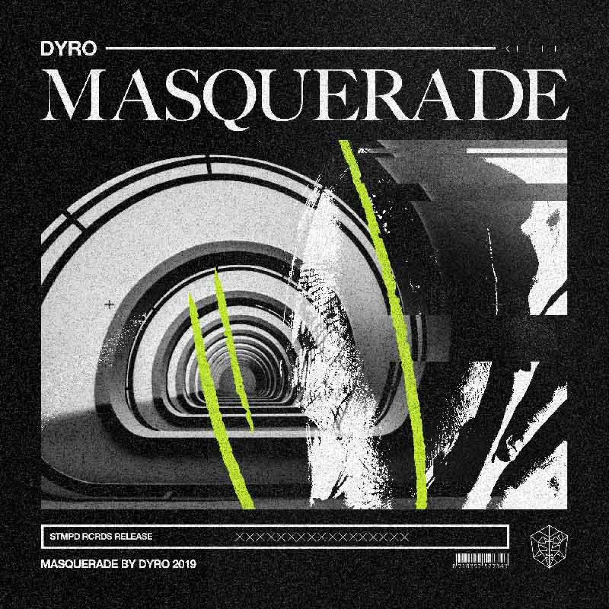 Cover Dyro - Masquerade