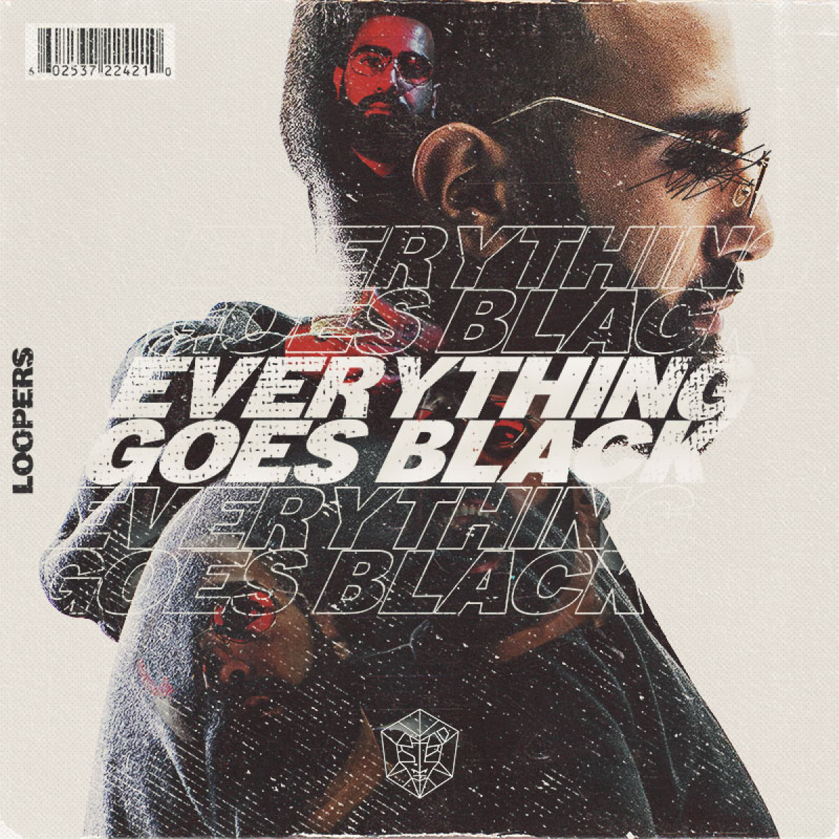 Cover LOOPERS - Everything Goes Black