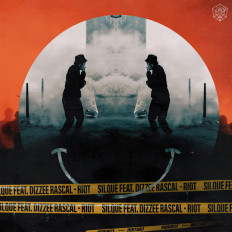 Cover Silque feat. Dizzee Rascal - RIOT