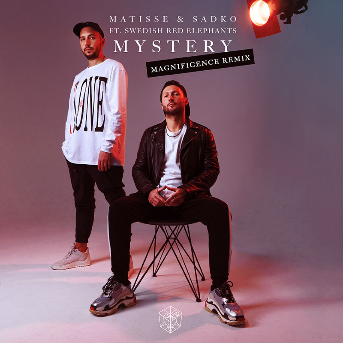 Cover Matisse & Sadko - Mystery (Magnificence Remix)