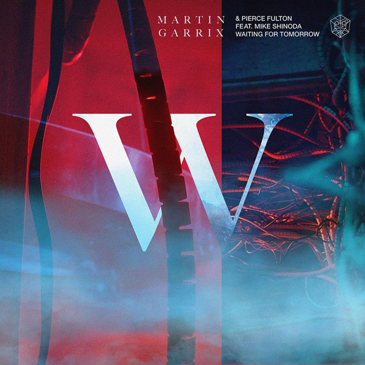 Cover Martin Garrix & Pierce Fulton feat. Mike Shinoda - Waiting For Tomorrow
