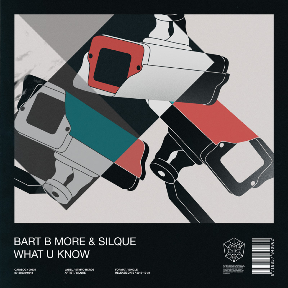 Cover Bart B More & Silque - What U Know