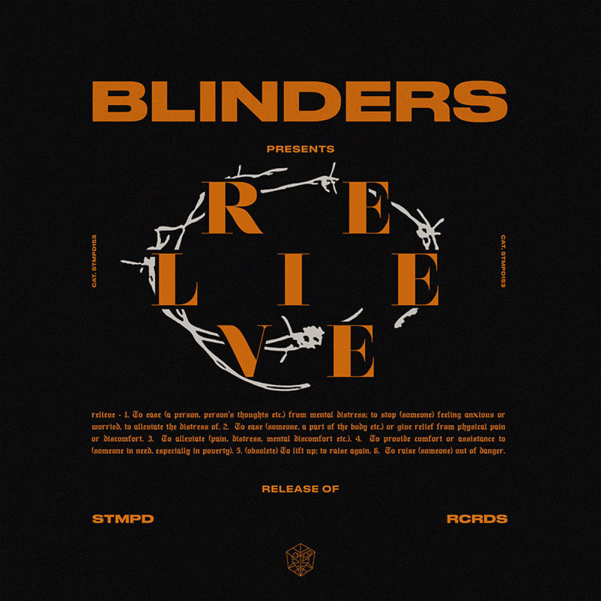 Cover Blinders - Relieve