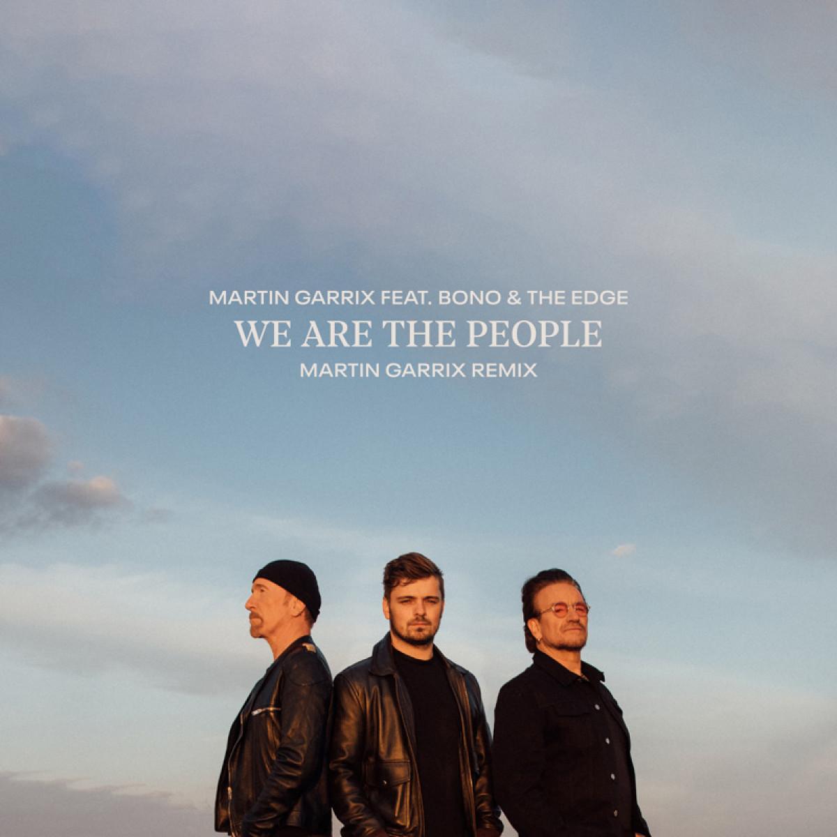 Cover Martin Garrix ft. Bono & The Edge - We Are The People [Martin Garrix Remix]