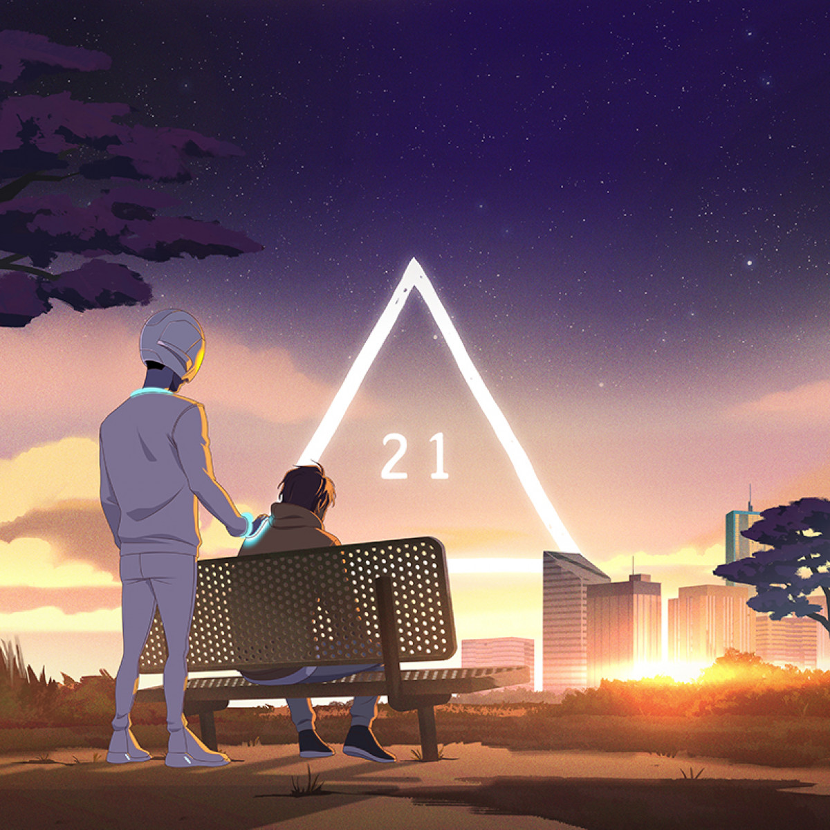 Cover Area21, Martin Garrix, Maejor - Lovin' Every Minute