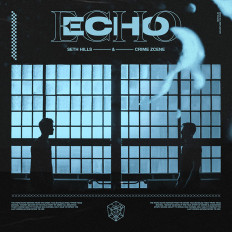 Cover Seth Hills & Crime Zcene - Echo