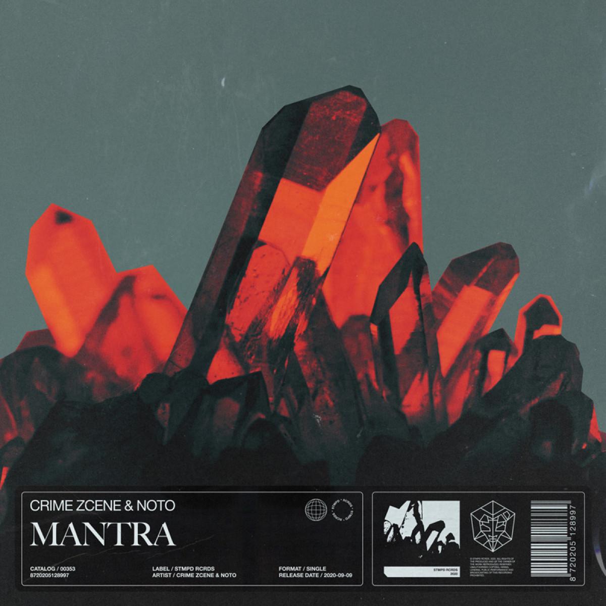 Cover Crime Zcene & NOTO - Mantra