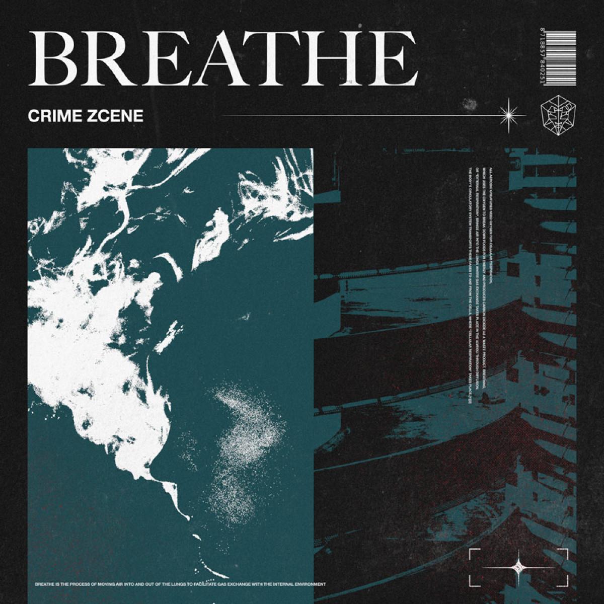 Cover Crime Zcene - Breathe