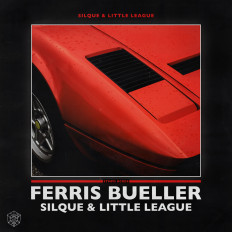 Cover Silque & Little League - Ferris Bueller
