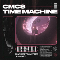 Cover CMC$ - Time Machine