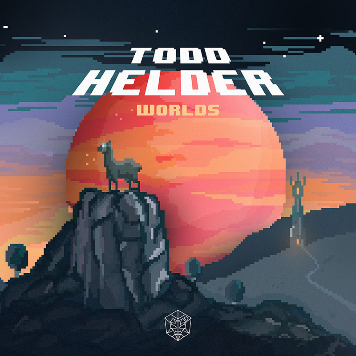Cover Todd Helder - Worlds
