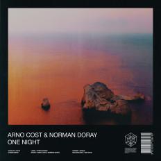 Cover Arno Cost & Norman Doray - One Night