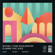 Cover Botnek - Funk Accelerator