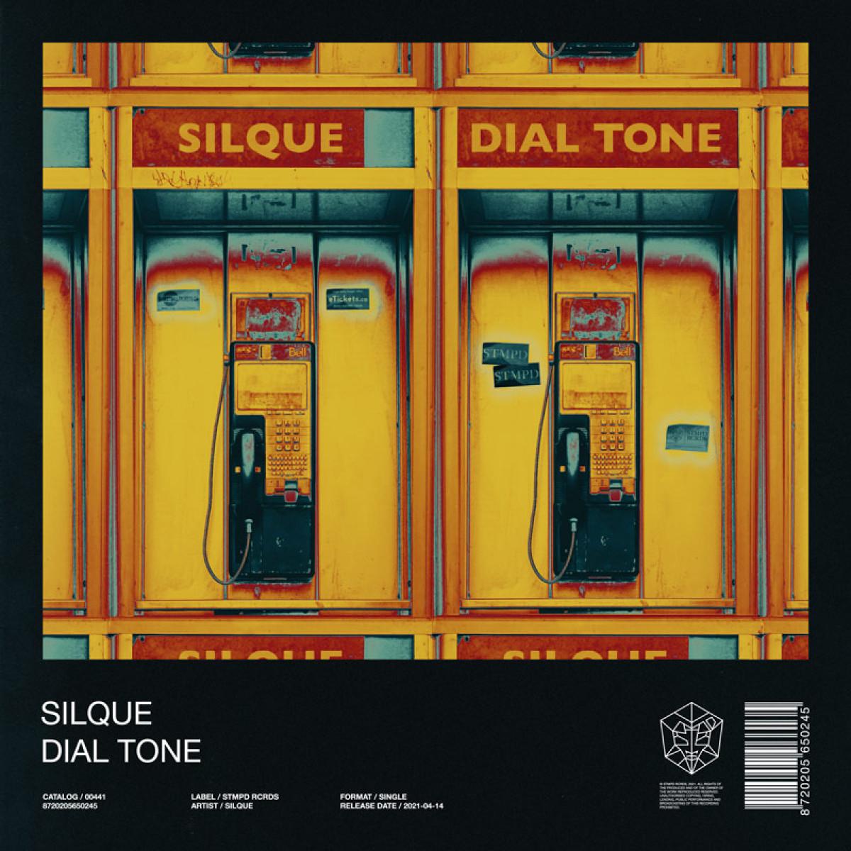 Cover Silque - Dial Tone