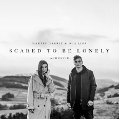 Cover Martin Garrix & Dua Lipa - Scared To Be Lonely (Acoustic Version)
