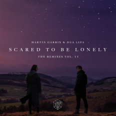 Cover Martin Garrix & Dua Lipa - Scared To Be Lonely Remixes Vol. 2