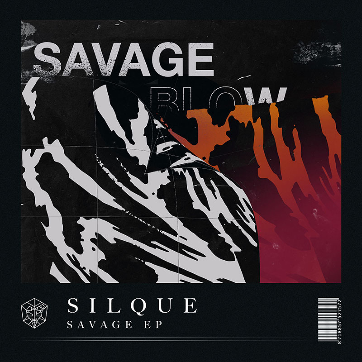 Cover Silque - Savage EP