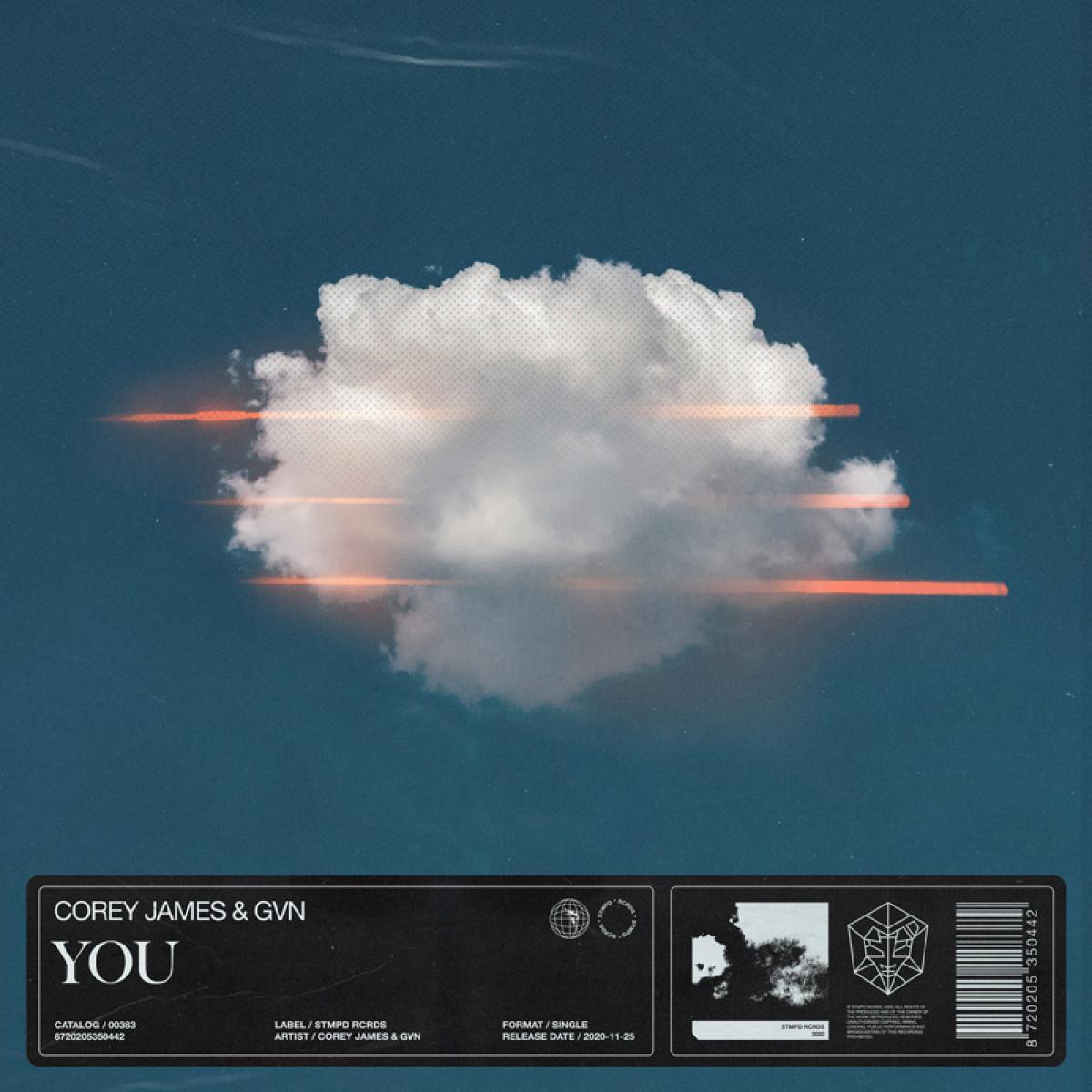 Cover Corey James, GVN - You