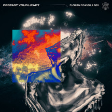 Cover Florian Picasso & GRX - Restart Your Heart