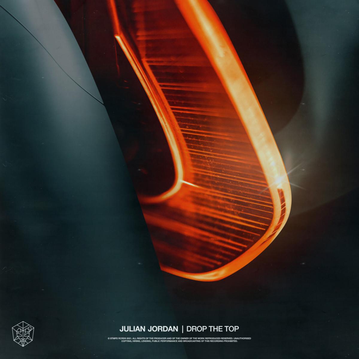 Cover Julian Jordan - Drop The Top