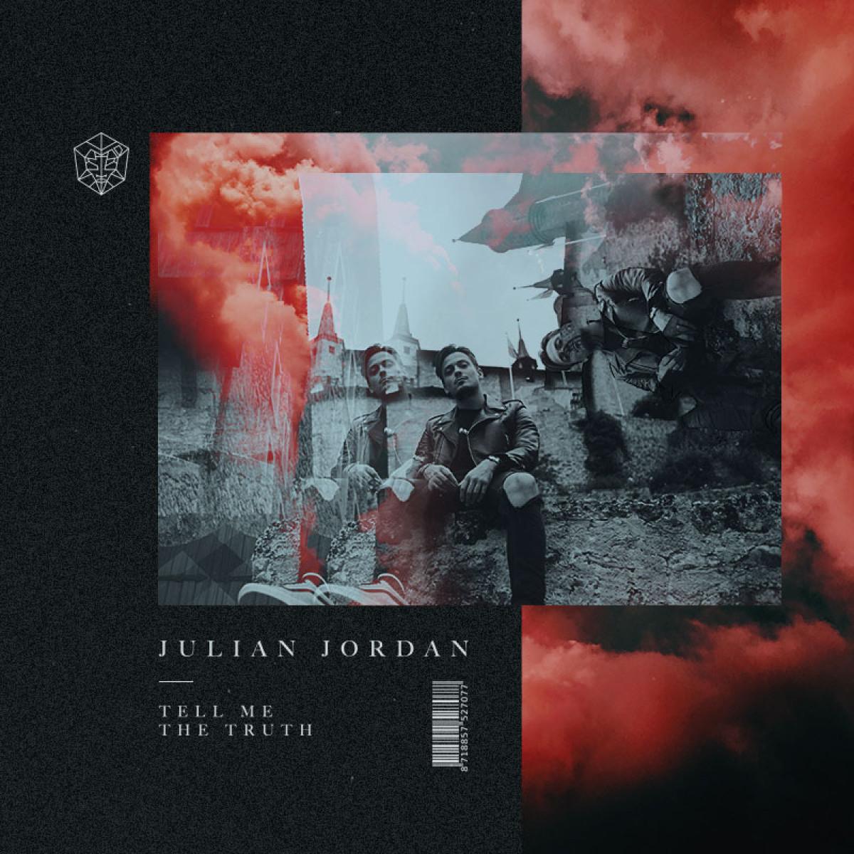 Cover Julian Jordan - Tell Me The Truth