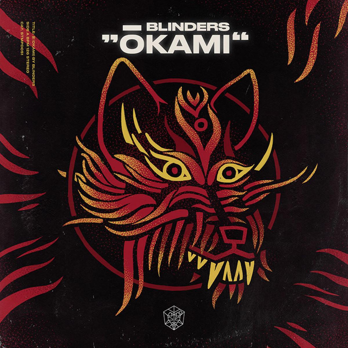 Cover Blinders - Okami