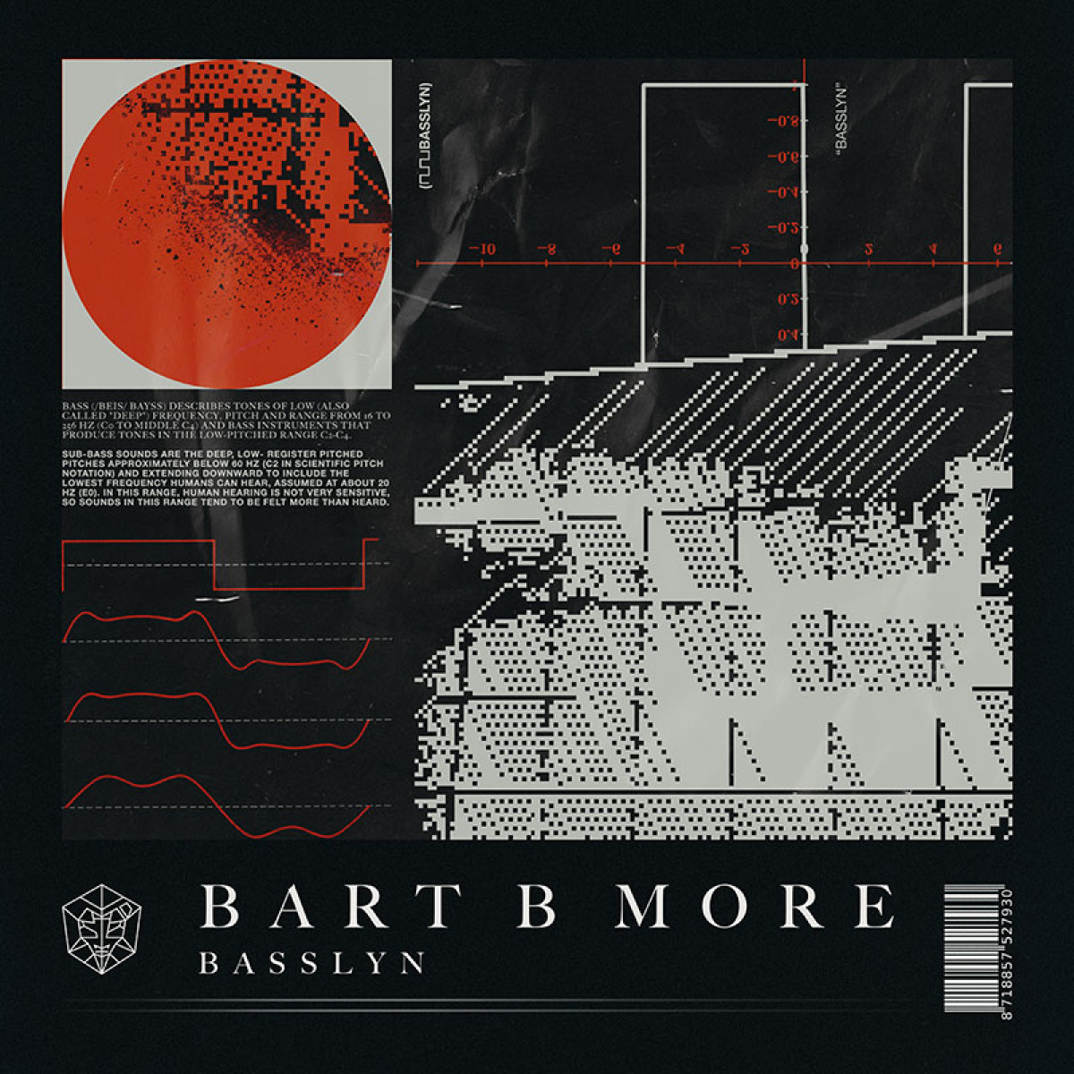 Cover Bart B More - Basslyn