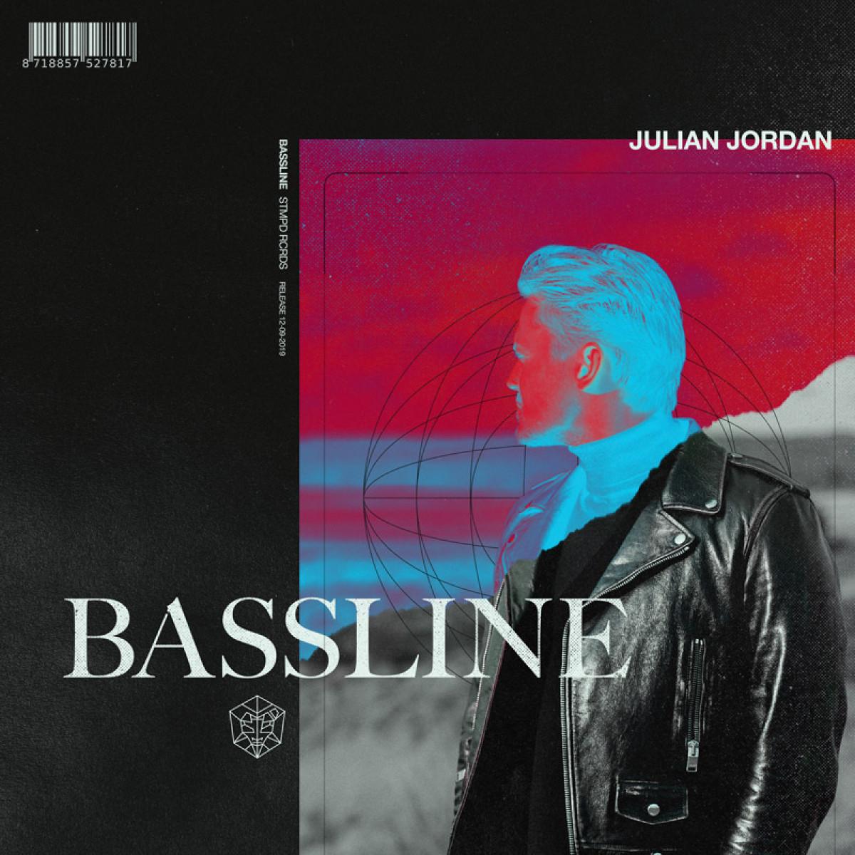 Cover Julian Jordan - Bassline