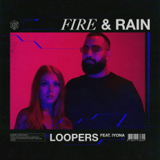 Cover LOOPERS feat. IYONA - Fire & Rain