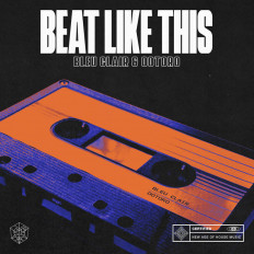 Cover Bleu Clair & OOTORO - Beat Like This