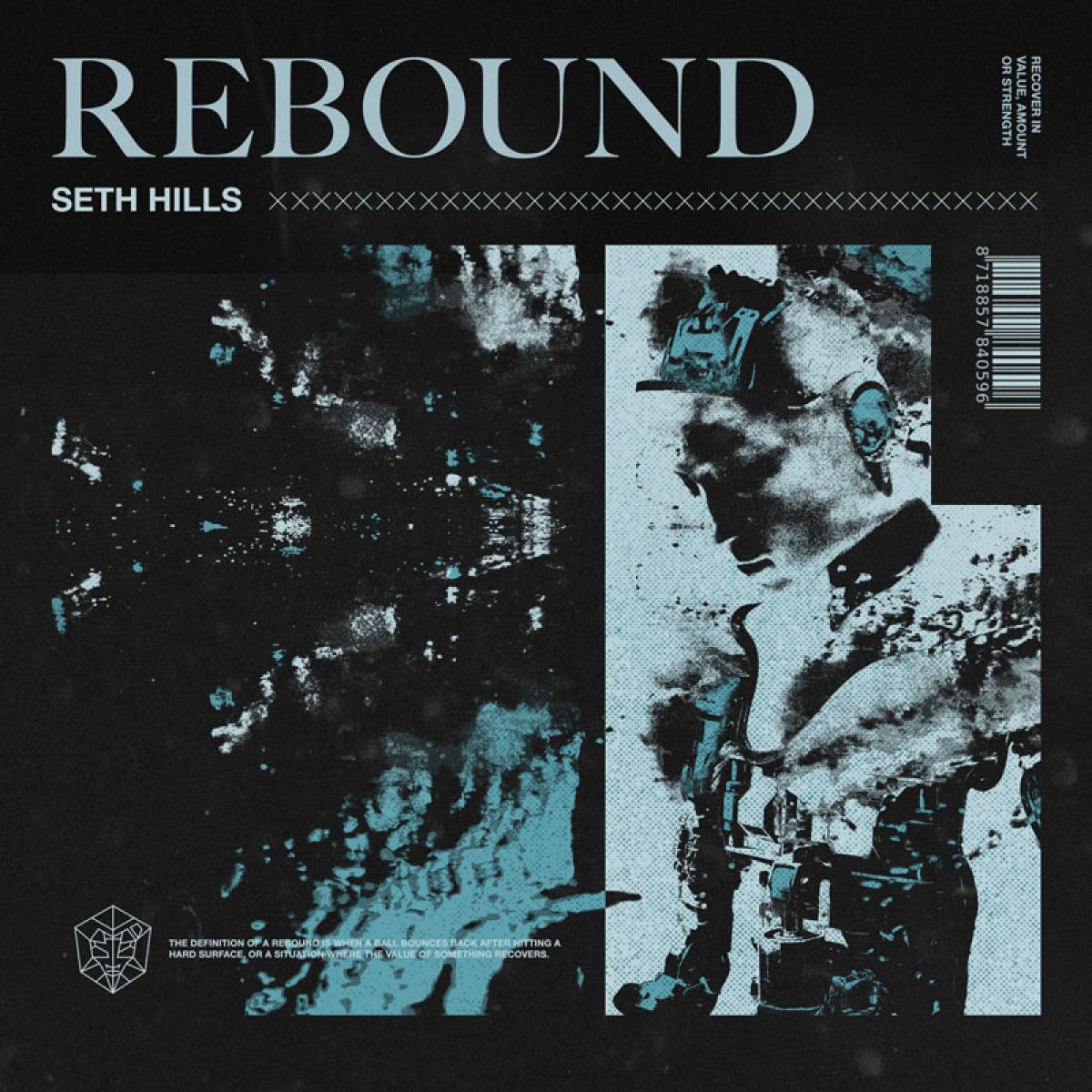 Cover Seth Hills - Rebound