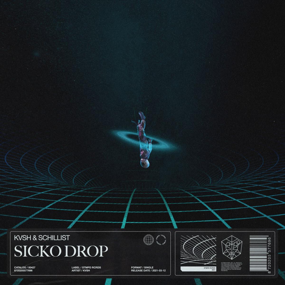 Cover KVSH, Schillist - Sicko Drop