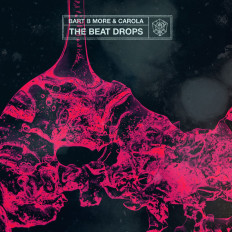 Cover Bart B More & Carola - The Beat Drops