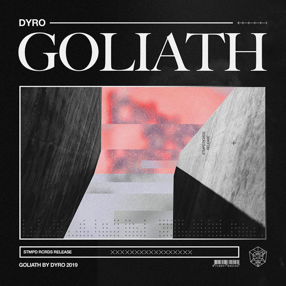 Cover Dyro - Goliath