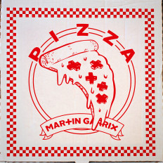 Cover Martin Garrix - Pizza