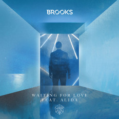 Cover Brooks - Waiting For Love