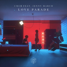 Cover CMC$ Feat. Jenny March - Love Parade