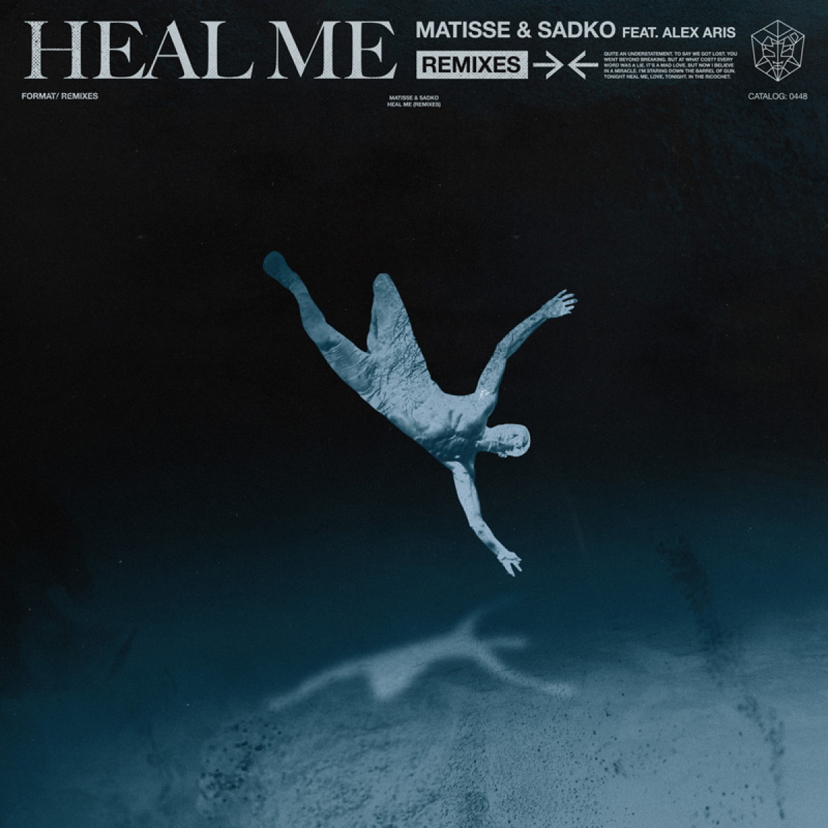 Cover Matisse & Sadko feat. Alex Aris - Heal Me (Remixes)