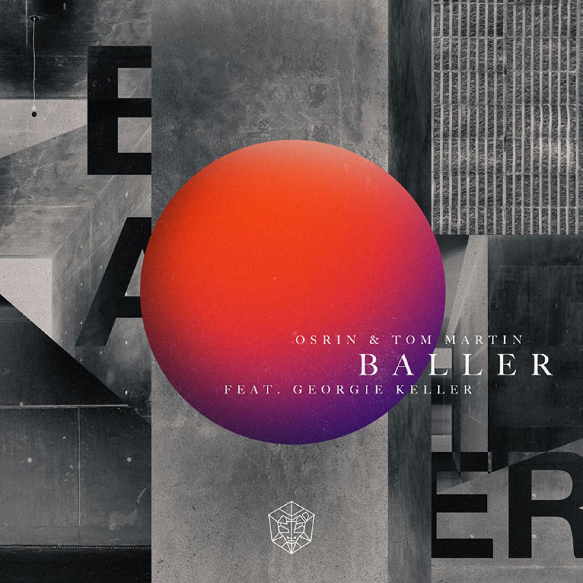 Cover Osrin & Tom Martin - Baller