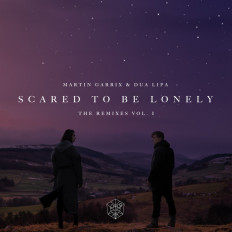 Cover Martin Garrix & Dua Lipa - Scared To Be Lonely Remixes Vol. 1
