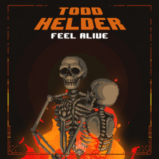Cover Todd Helder - Feel Alive
